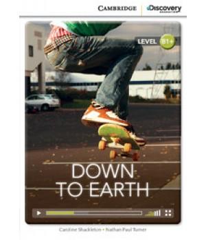 Книга для читання Cambridge Discovery Education Interactive Readers Level B1+ Down to Earth