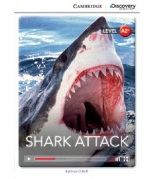 Книга для читання Cambridge Discovery Education Interactive Readers Level A2+ Shark Attack