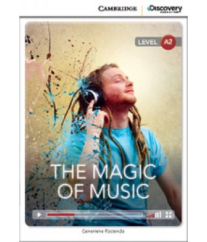 Книга для читання Cambridge Discovery Education Interactive Readers Level A2 The Magic of Music