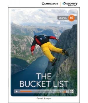 Книга для читання Cambridge Discovery Education Interactive Readers Level B2 The Bucket List