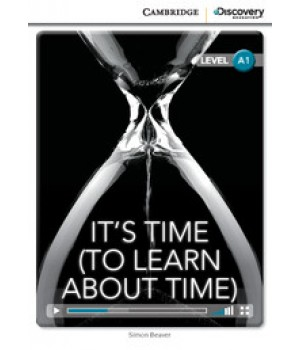Книга для чтения Cambridge Discovery Education Interactive Readers Level A1 It's Time (To Learn About Time)