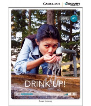 Книга для чтения Cambridge Discovery Education Interactive Readers Level A1 Drink Up!