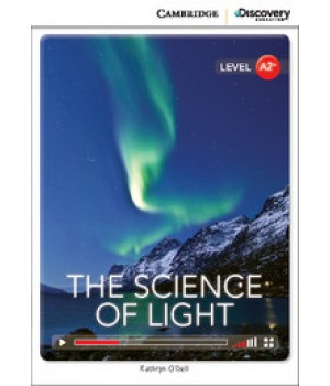 Книга для читання Cambridge Discovery Education Interactive Readers Level A2+ The Science of Light