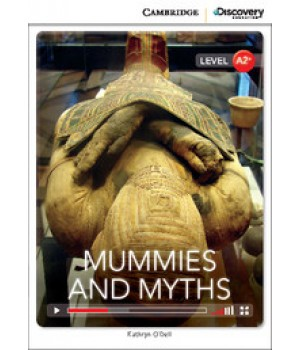Книга для читання Cambridge Discovery Education Interactive Readers Level A2+ Mummies and Myths