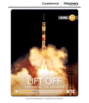Книга для читання Cambridge Discovery Education Interactive Readers Level B2+ Lift Off: Exploring the Universe