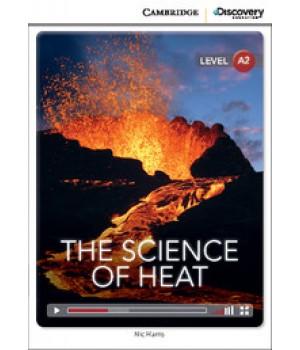 Книга для чтения Cambridge Discovery Education Interactive Readers Level A2 The Science of Heat
