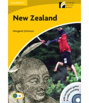 Книга для читання Cambridge Discovery Readers Level 2 New Zealand Book with CD-ROM and Audio CD Pack