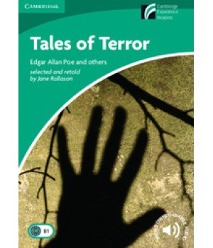 Книга для читання Cambridge Discovery Readers Level 3 Tales Terror Book with CD-ROM and Audio CD Pack
