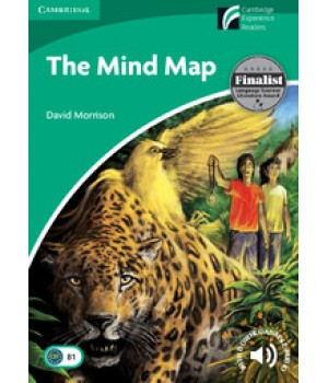 Книга для читання Cambridge Discovery Readers Level 3 The Mind Map Book with CD-ROM and Audio CD Pack