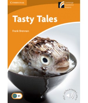 Книга для читання Cambridge Discovery Readers Level 4 Tasty Tales Book with CD-ROM and Audio CD Pack