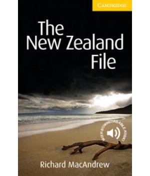 Книга для читання Cambridge English Readers Level 2 The New Zealand File: Reader + Audio CD