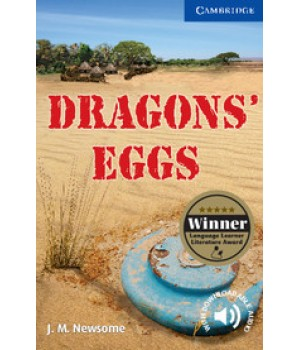 Книга для чтения Cambridge English Readers Level 5 Dragons' Eggs: Audio CDs