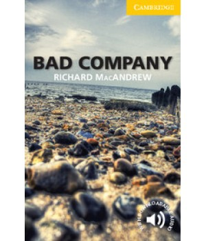 Книга для читання Cambridge English Reader Level 2 Bad Company + Downloadable Audio