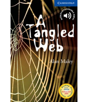 Книга для читання Cambridge English Reader Level 5 A Tangled Web + Downloadable Audio