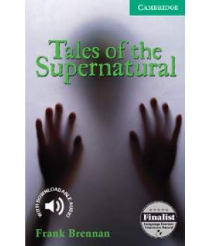 Книга для читання Cambridge English Reader Level 3 Tales of the Supernatural + Downloadable Audio