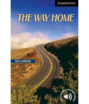 Книга для читання Cambridge English Reader Level 6 The Way Home + Downloadable Audio