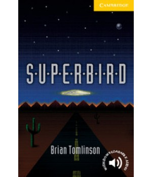 Книга для читання Cambridge English Reader Level 2 Superbird + Downloadable Audio