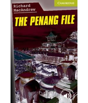 Книга для читання Cambridge English Reader Level Starter The Penang File + Downloadable Audio