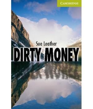 Книга для читання Cambridge English Readers Starter Level Dirty Money Reader + Audio CD