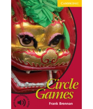 Cambridge English Readers Level 2 Circle Games Reader + Audio CD