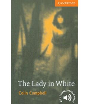 Книга для читання Cambridge English Readers Level 4 Lady in White Reader + Audio CD