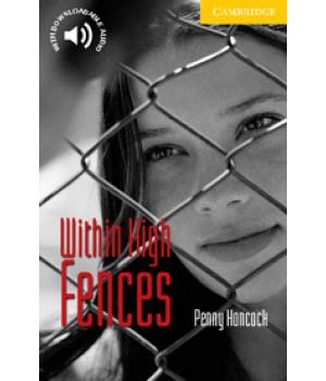 Книга для читання Cambridge English Readers Level 2 Within High Fences Reader + Audio CD