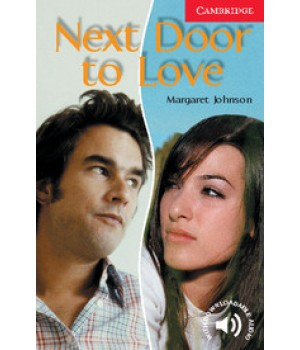 Книга для читання Cambridge English Readers Level 1 Next Door to Love Reader + Audio CD