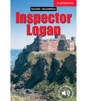 Книга для чтения Cambridge English Readers Level 1 Inspector Logan Reader + Audio CD