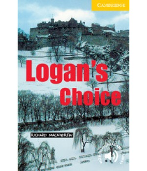 Книга для читання Cambridge English Readers Level 2 Logan's Choice Reader + Audio CD