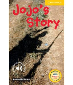 Книга для читання Cambridge English Readers Level 2 Jojo's Story Reader + Audio CD