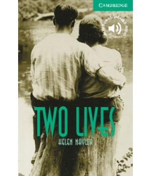Книга для читання Cambridge English Readers Level 3 Two Lives Reader + Audio CD