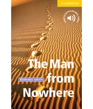 Книга для читання Cambridge English Readers Level 2 The Man from Nowhere Reader + Audio CD