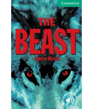 Книга для читання Cambridge English Readers Level 3 The Beast Reader + Audio CD