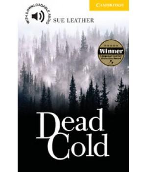 Книга для читання Cambridge English Readers Level 2 Dead Cold Reader + Audio CD