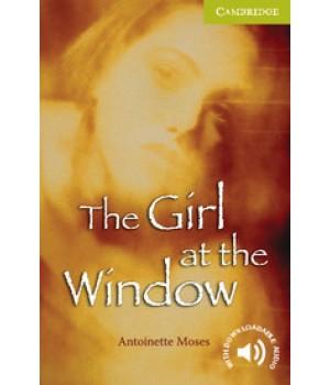 Книга для читання Cambridge English Readers Starter Level The Girl at the Window Reader + Audio CD