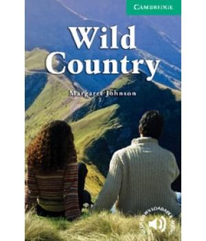 Книга для читання Cambridge English Readers Level 3 Wild country Reader + Audio CD