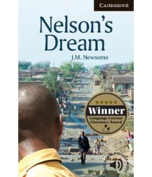 Книга для читання Cambridge English Reader Level 6 Nelson's Dream + Downloadable Audio
