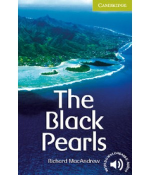 Книга для читання Cambridge English Reader Level Starter The Black Pearls Reader + Audio CD