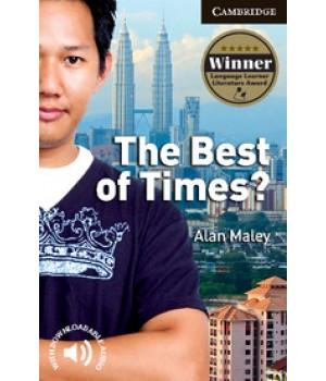 Книга для читання Cambridge English Reader Level 6 The Best of Times? + Downloadable Audio