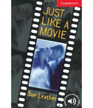 Книга для читання Cambridge English Reader Level 1 Just Like a Movie + Downloadable Audio (US)