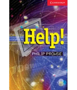 Книга для читання Cambridge English Readers Level 1 Help! Reader + Audio CD