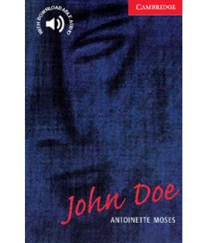 Книга для читання Cambridge English Readers Level 1 John Doe Reader + Audio CD