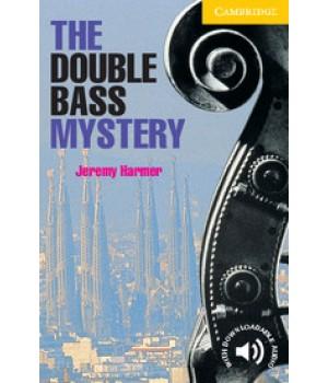 Книга для читання Cambridge English Readers Level 2 The Double Bass Mystery Reader + Audio CD