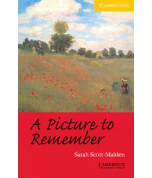 Книга для читання Cambridge English Readers Level 2 A Picture to Remember Reader + Audio CD
