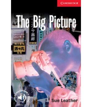 Книга для читання Cambridge English Reader Level 1 The Big Picture + Downloadable Audio