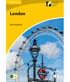 Книга для читання Cambridge Experience Readers Level 2 London + Downloadable Audio