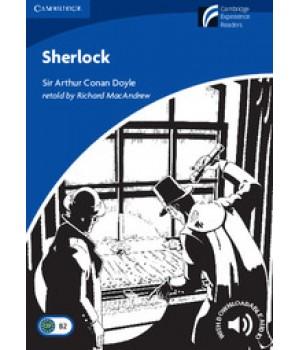 Книга для читання Cambridge Experience Readers Level 5 Sherlock + Downloadable Audio