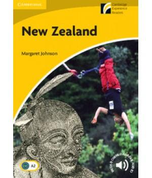 Книга для читання Cambridge Experience Readers Level 2 New Zealand + Downloadable Audio