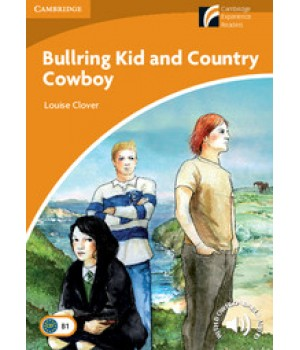 Книга для читання Cambridge Discovery Readers Level 4 Bullring Kid and Country Cowboy Book with CD-ROM and Audio CD Pack