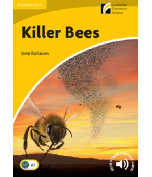 Книга для читання Cambridge Discovery Readers Level 2 Killer Bees Book with CD-ROM and Audio CD Pack